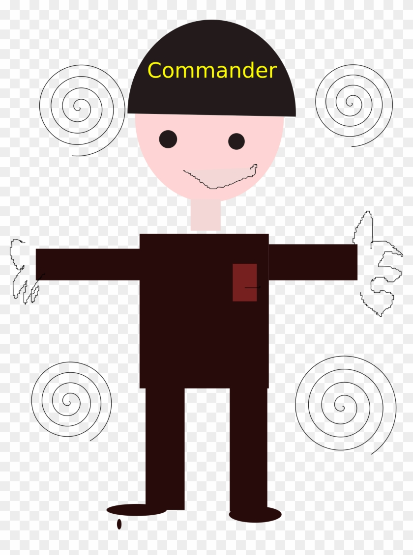 This Free Icons Png Design Of Call Of Duty Commander Clipart #323616