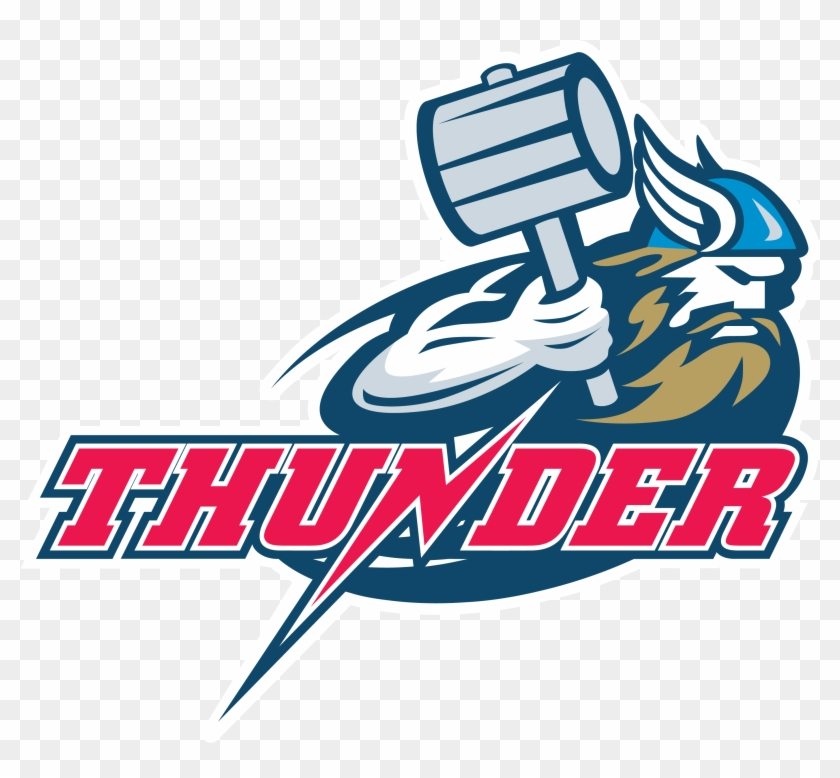 Sussex Thunder Afc Logo - Sussex Thunder Logo Clipart #323659