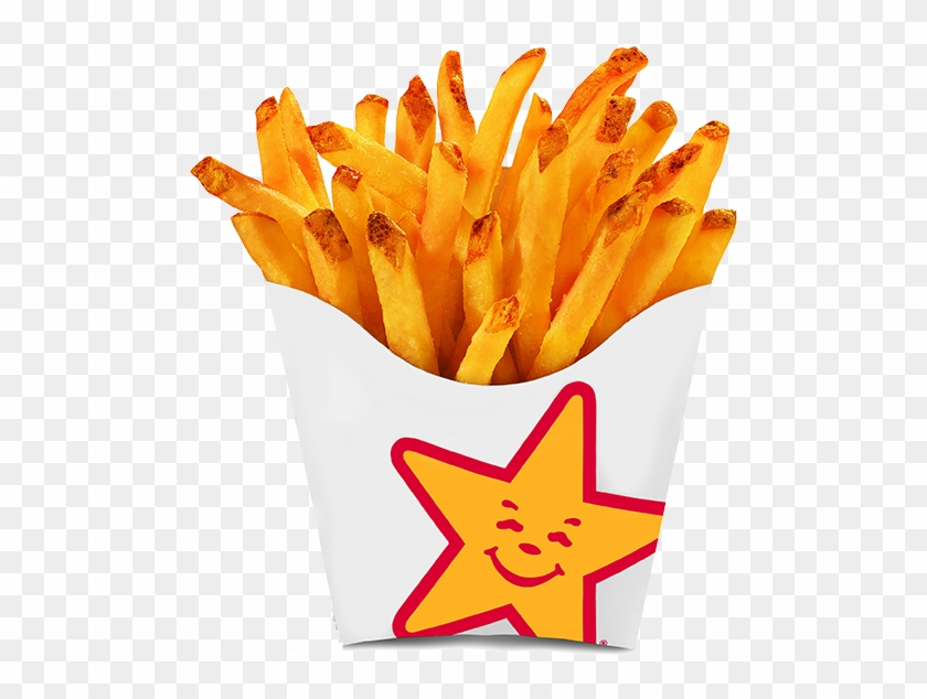 Natural Cut French Fries - Carls Jr Fries Png Clipart #323873