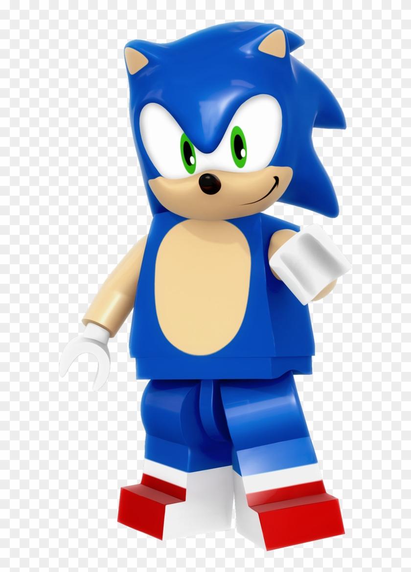 Imagenes De Lego Sonic Clipart #324598