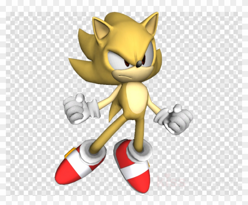 Sonic The Hedgehog , Png Download - Sonic Generations Modern Super Sonic Clipart #324767