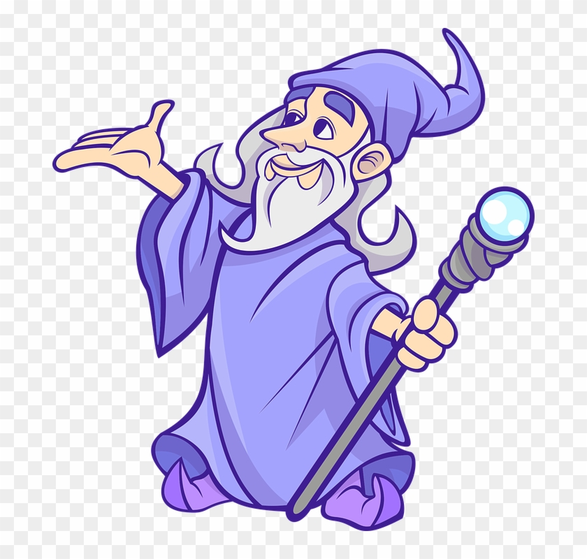 Wizard Png Free Download - Wizard Clipart Png Transparent Png@pikpng.com
