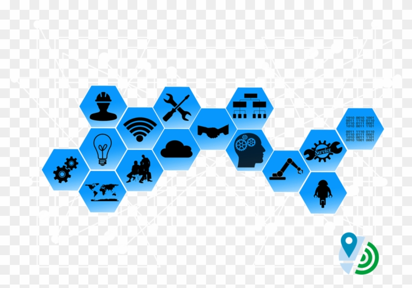 How Technology In Cities Can Help Deliver A Sustainable - Fourth Industrial Revolution Drones Clipart #326801