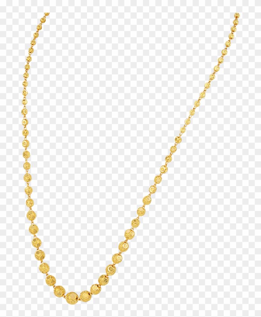 Orra Gold Chain Designs - Gold Women Chain Png Clipart #3203785