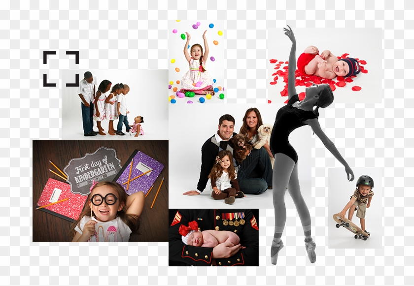 Our Trained Photographers Spend Time With Your Family - People Studio Clipart #3205314