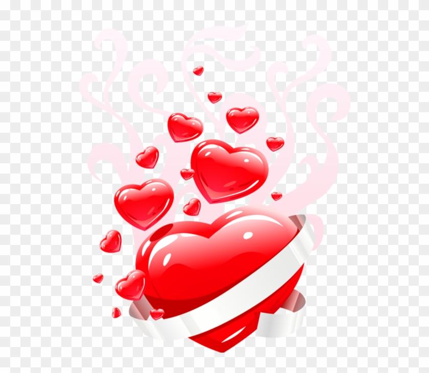 Download High Resolution - Heart Vector Clipart #3206368