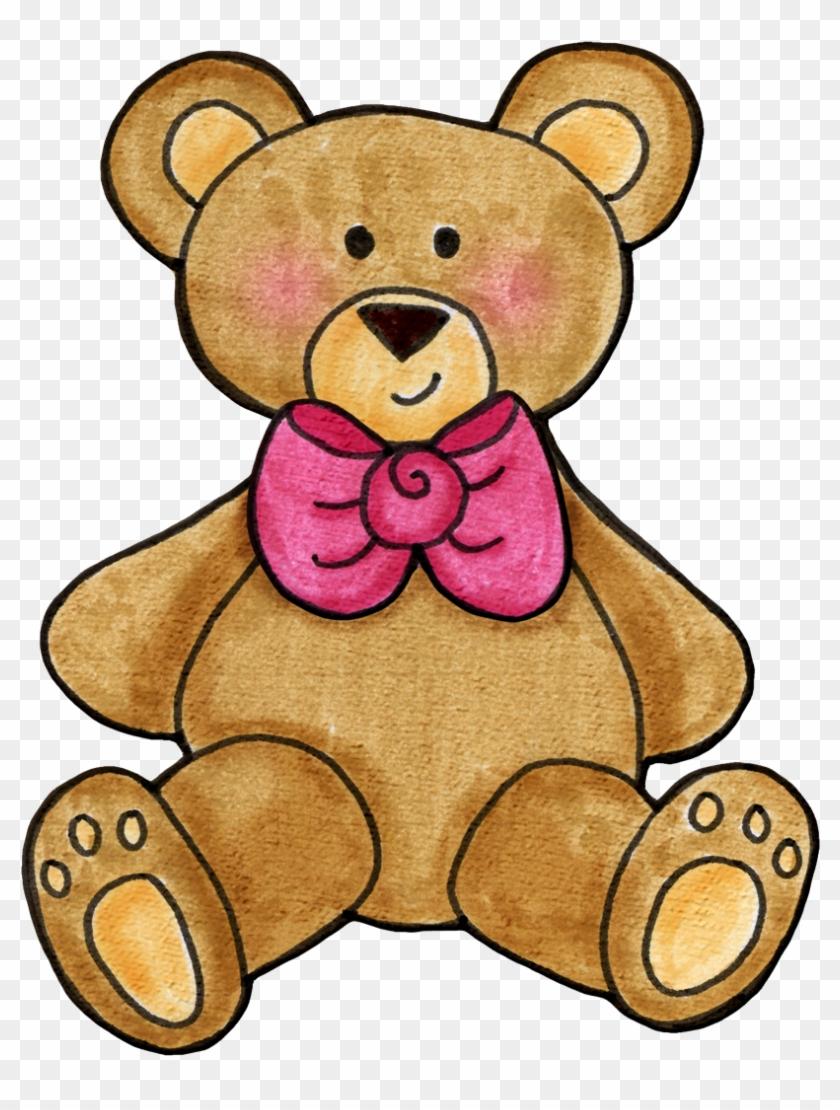 Plantillas Baby Shower ,de La Web - Boy Baby Shower Teddy Bear Clip Art - Png Download #3219795