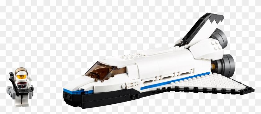 Space Shuttle Explorer - Lego Creator Space Shuttle Clipart #3222561