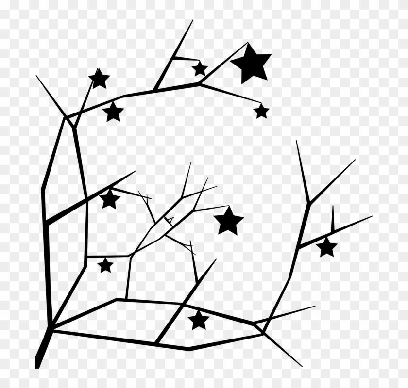 Drawn Falling Stars Outline - Twinkle Twinkle Little Star How We Wonder Clipart #3235504