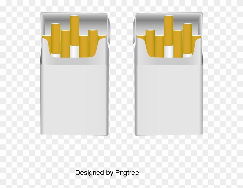 Cigarettes Vector Smoking Cigarette - Illustration Clipart #3235571