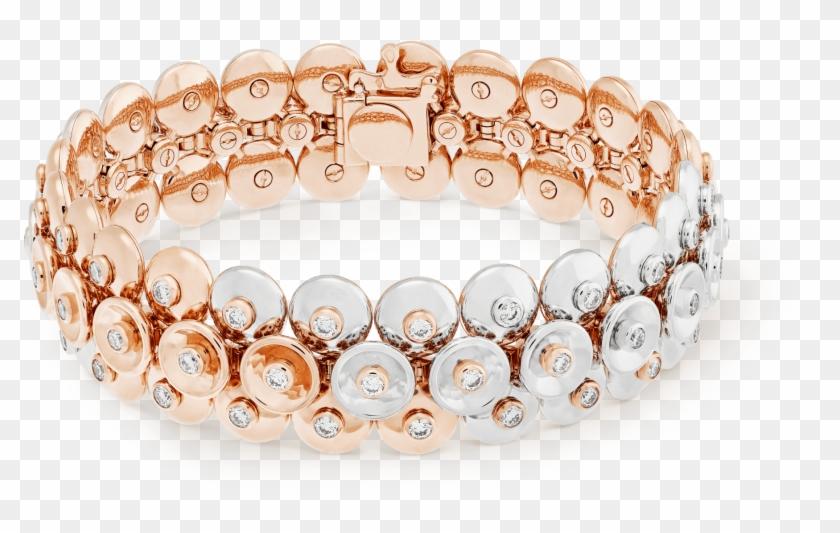 Bouton D'or Bracelet, Large Model - Van Cleef & Arpels Clipart #3239578