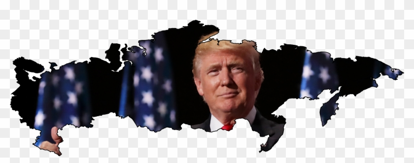 Russia - Donald Trump Won The Presidency Clipart #3245917