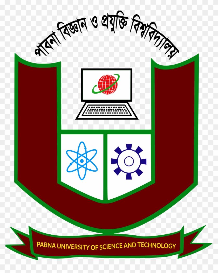 Pabna University Of Science And Technology - Pabna University Of Science And Technology Logo Clipart #3248822