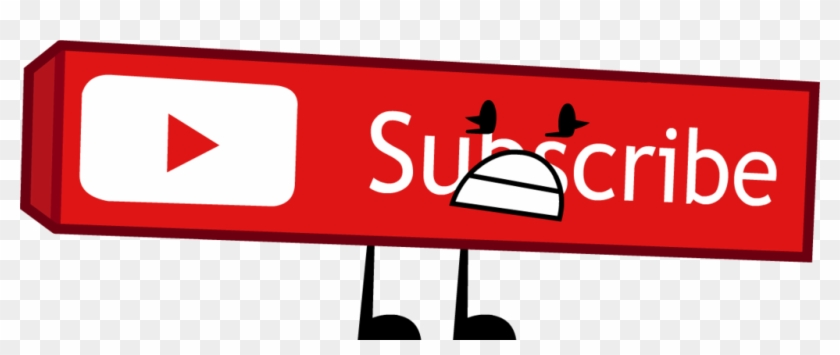 Sub Button Png - Entity Warfield Subscribe Button Clipart #3257327