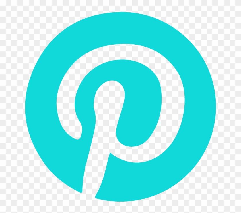 Facebook Instagram Pinterest Logo Clipart #3263590