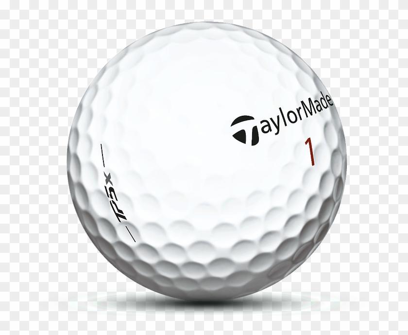 Penta Golf Ball , Png Download - Taylormade Tp5 Golf Balls Clipart #3263643