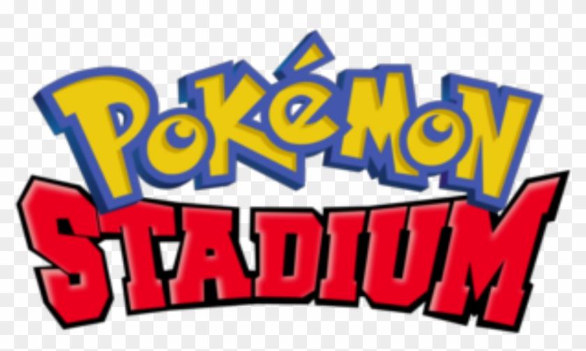 File Stadium Wikimedia Pokemon Stadium Logo Png Clipart 3268943 Pikpng