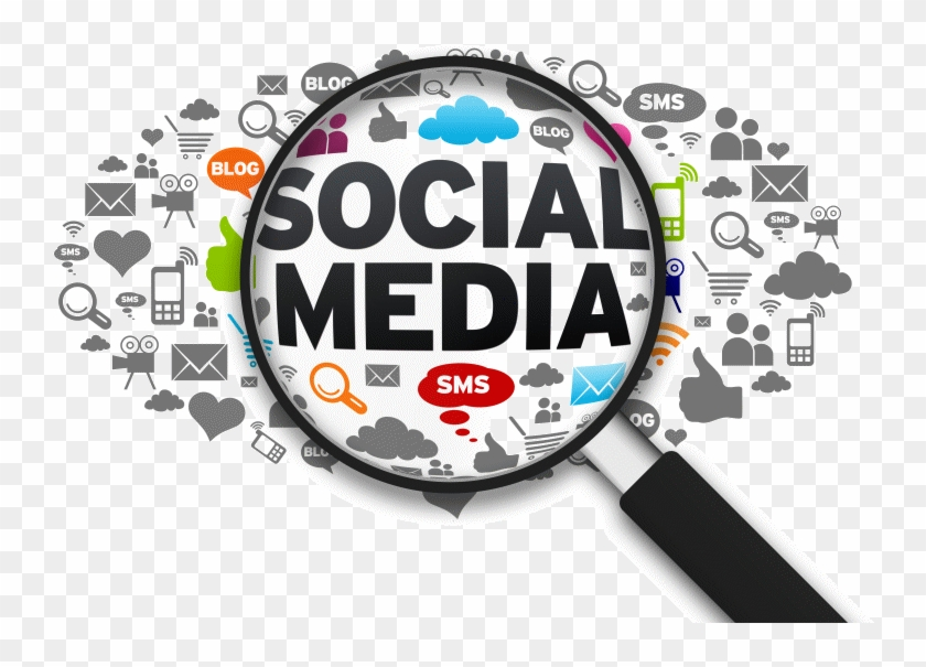 Social Media Websites Are Here To Stay - Social Media Clipart #3269365