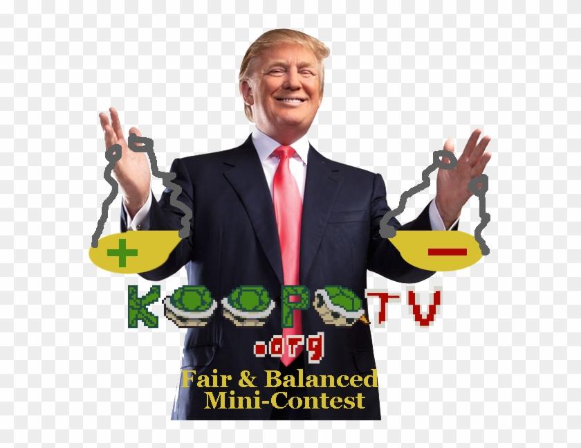 Koopatv President Donald Trump Fair & Balanced Mini-contest - Snoop Dogg Sucks Meme Clipart #3273883