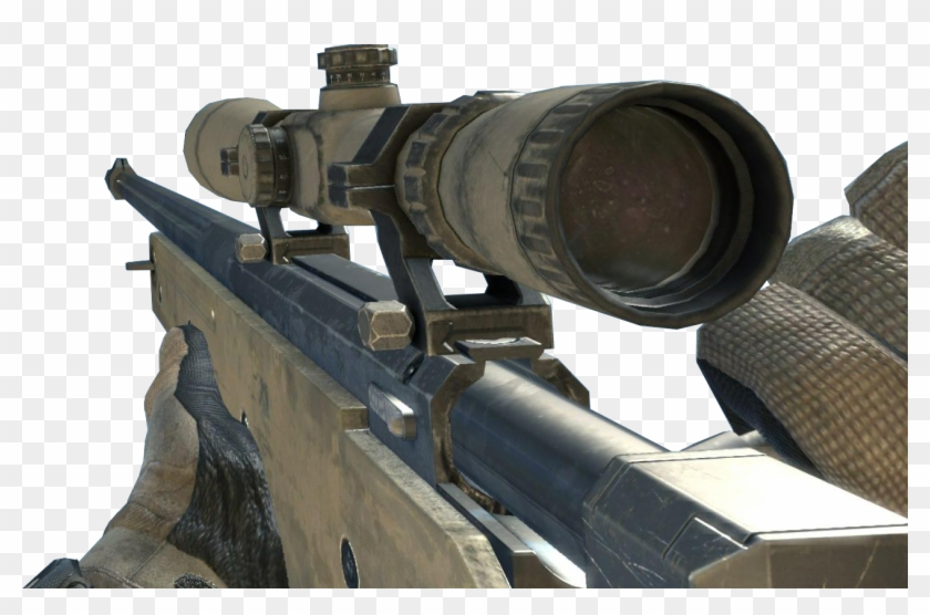 Call Of Duty Sniper Rifle Png Call Of Duty Sniper Png Clipart 3275707 Pikpng