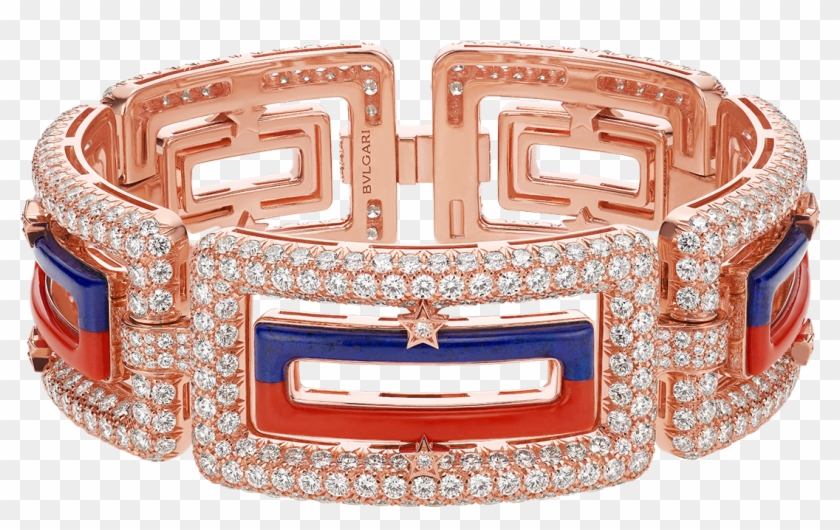 Carved In A Play Of Striking Geometries, The Bracelet - Bracelet Clipart
