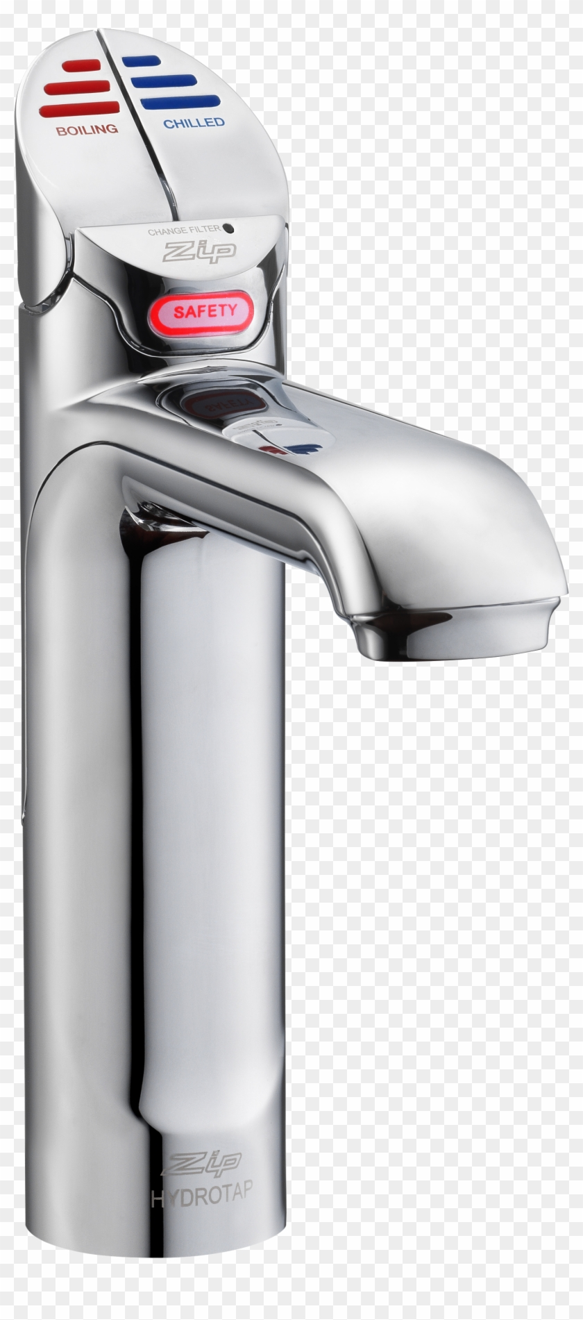 Water Tap Png - Boiling And Filtered Water Tap Clipart #3284598