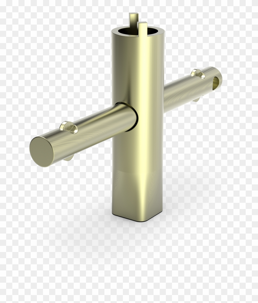 Key Water Post Valve, - Vesiposti Avain Clipart #3284628