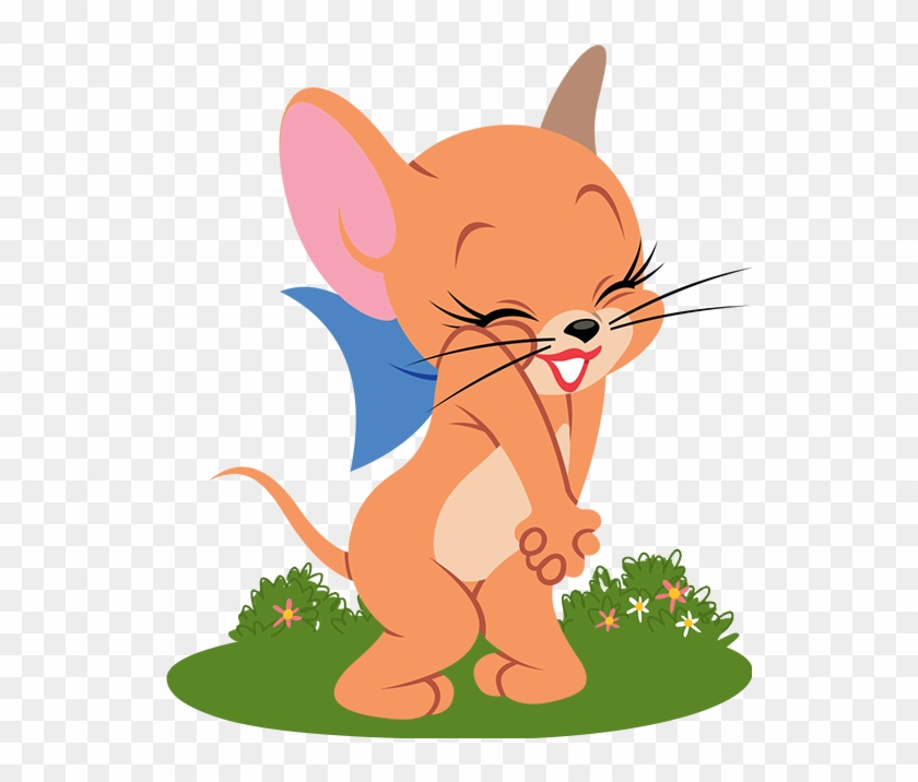 Asudgcd Tom And Jerry Toots Mouse Hd Png Download
