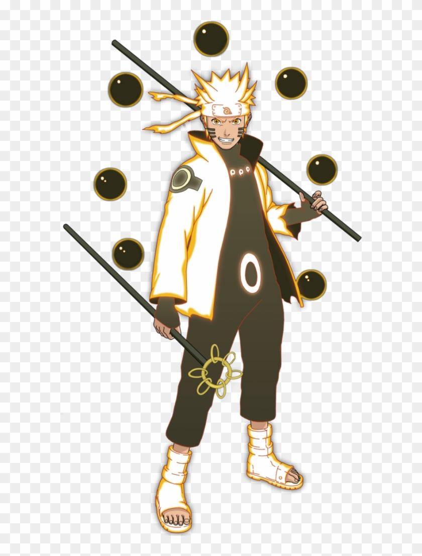 Naruto Rikudou Png Comment Dessiner Naruto Rikudo Clipart