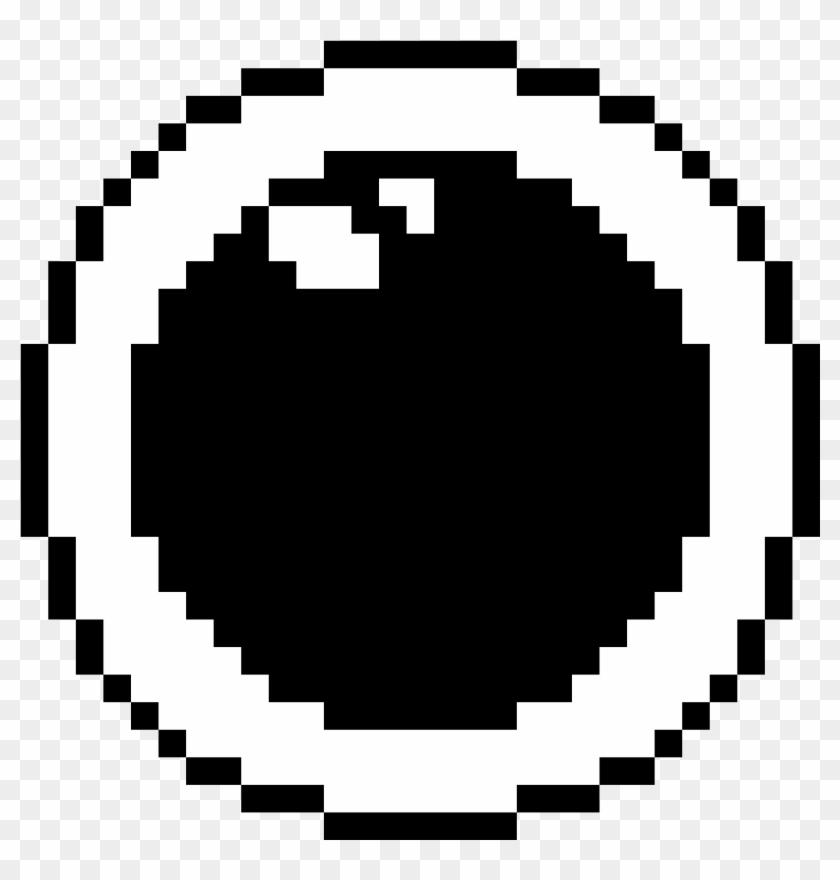 Cute Eye Happy Pixel Art Clipart 3293005 Pikpng