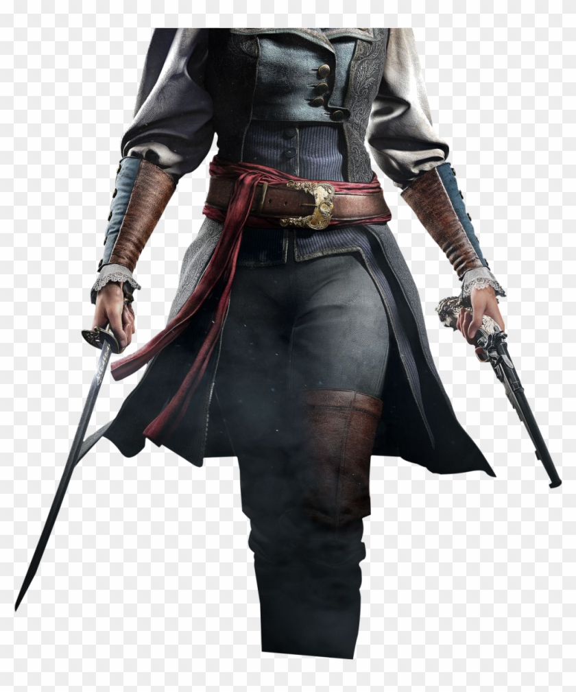 Assassin S Creed Female Templars Clipart 3296315 Pikpng