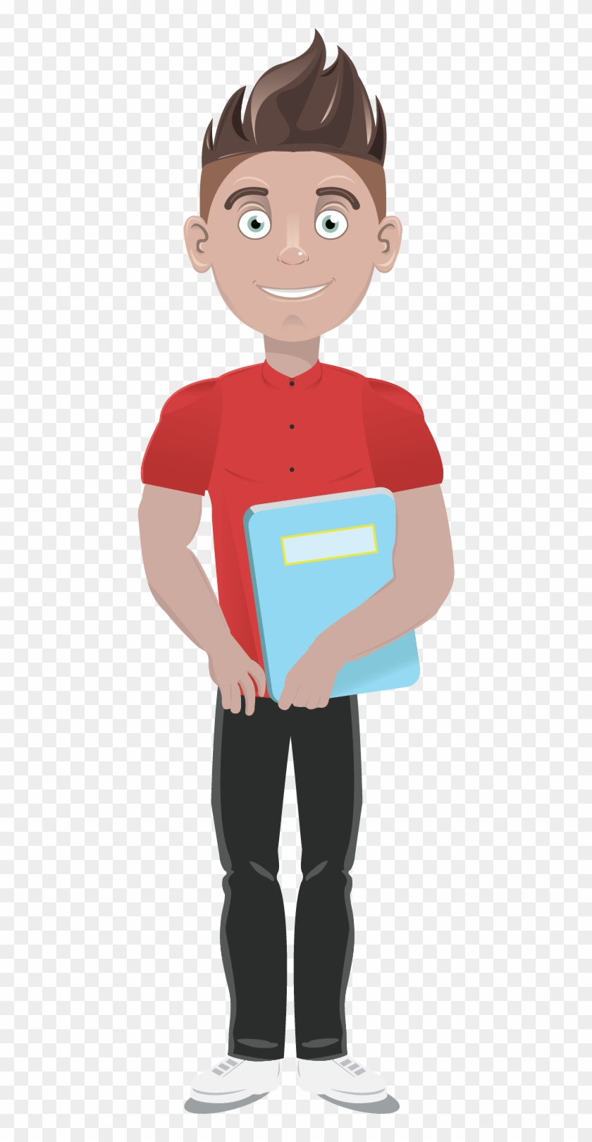 Some Young People Dislike Feeling 'different' To Their - Active Shirt Clipart #3297667