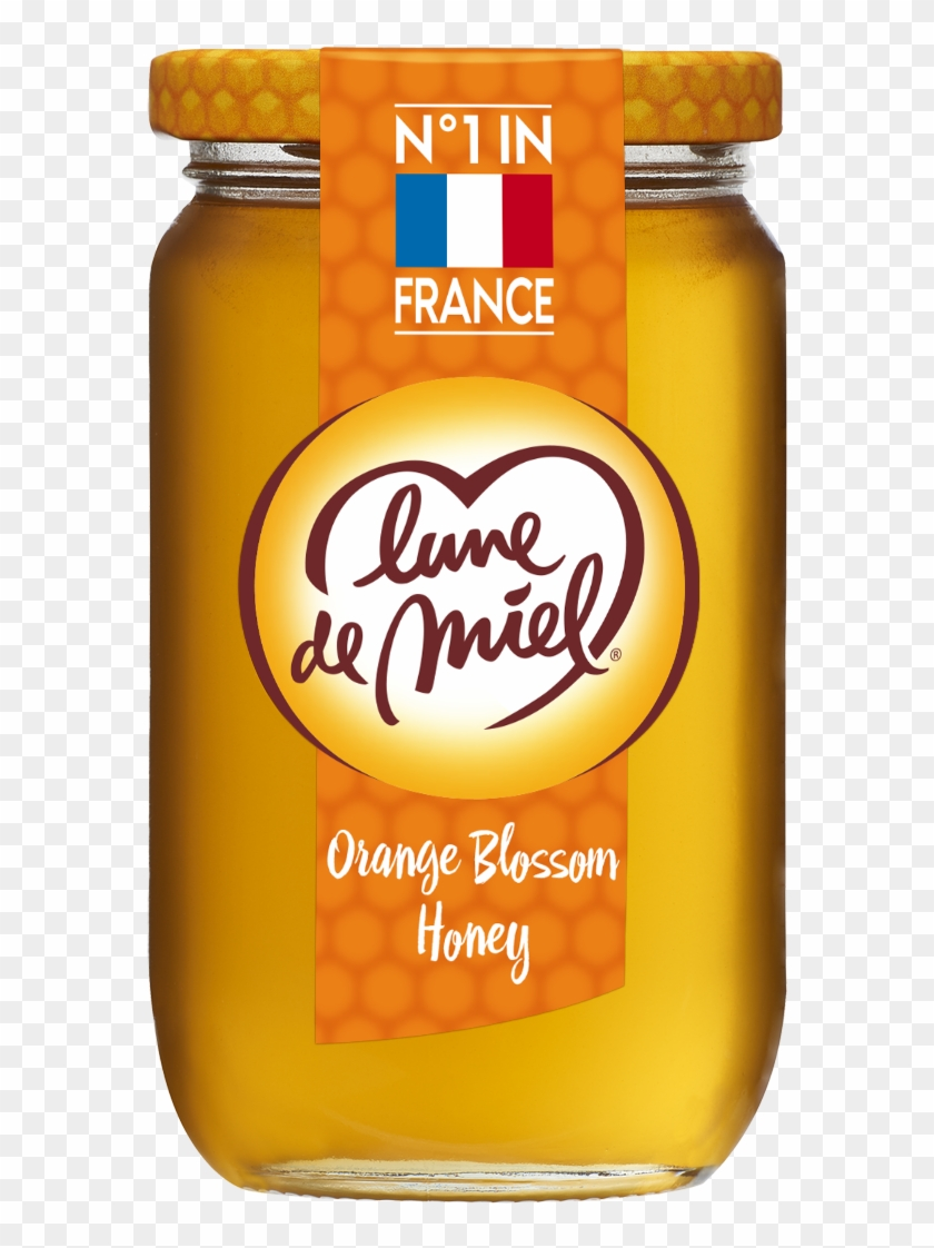 Glass Jar 375g - Miel Famille Michaud Clipart #3299182
