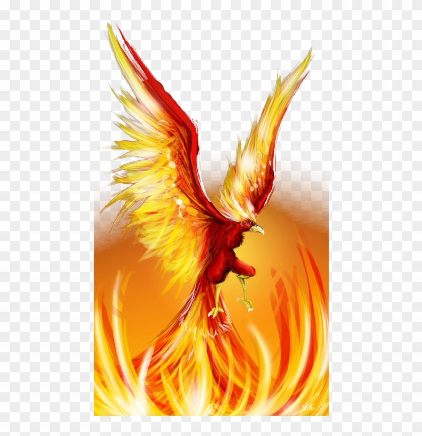 Fire Wing Png Clipart #330005