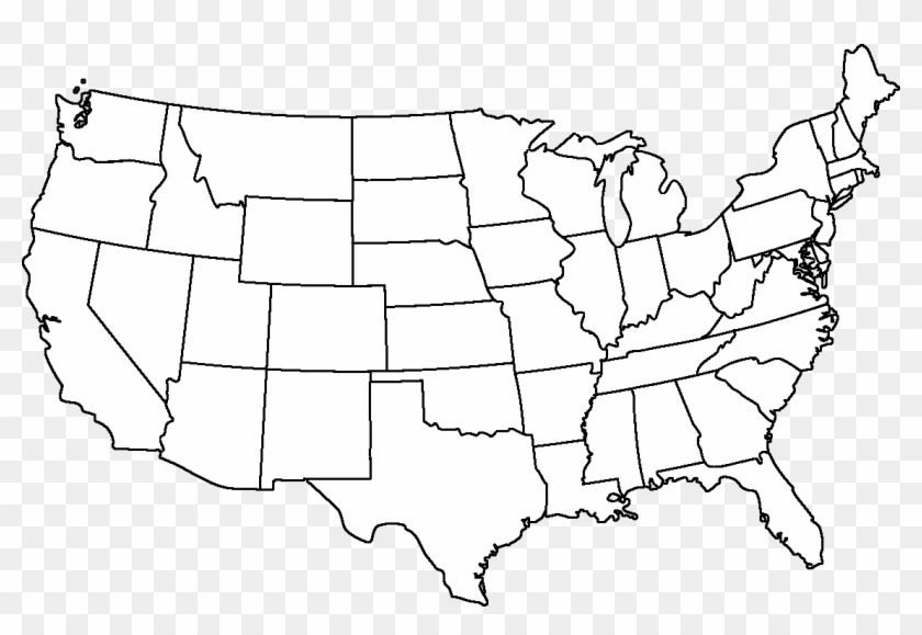 States Dr Odd - Charlotte On The Map Clipart #331168