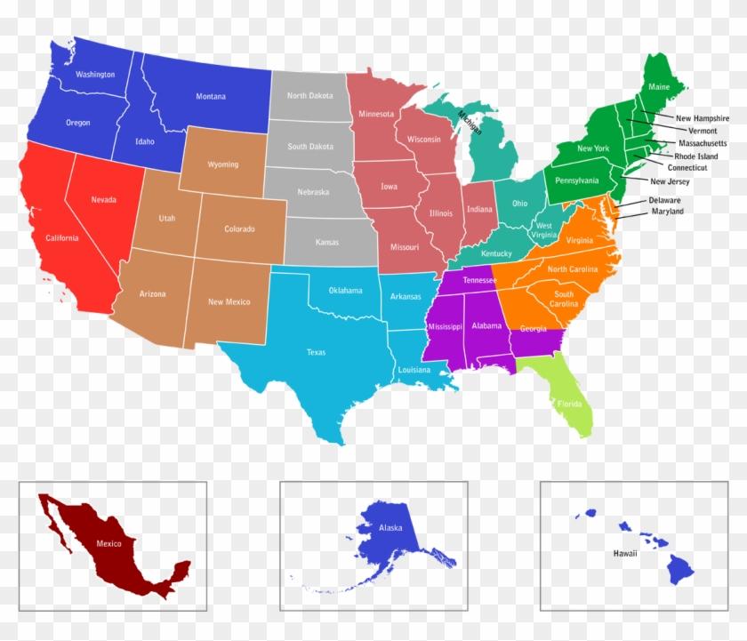 Jd Hanson & Associates Zoominfocom - Us Map Hi Res Clipart #331946