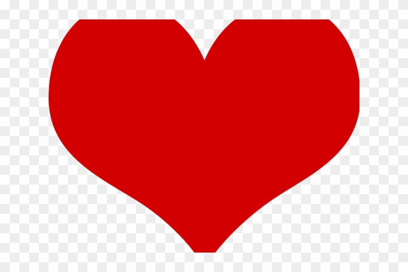 Free Heart Vector - Love Heart Clipart #332295
