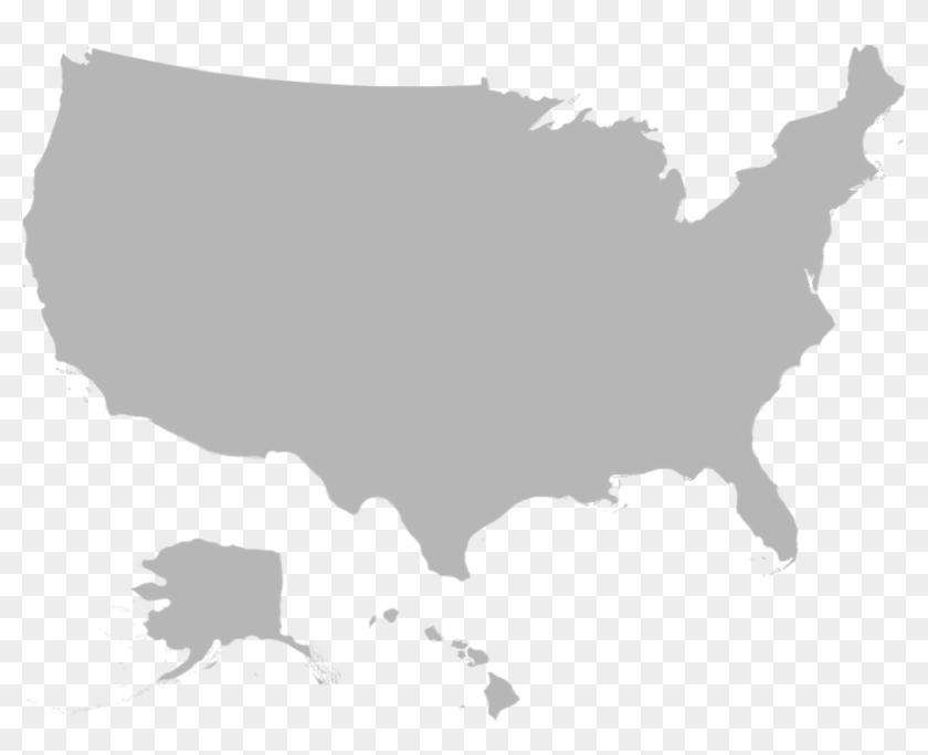 State Swanson Reed Specialist R D Tax - United States Map Shape Clipart #332844
