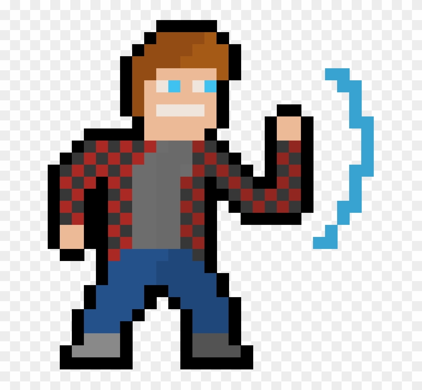 Riot Symbiote Pixel Art Clipart 338965 Pikpng