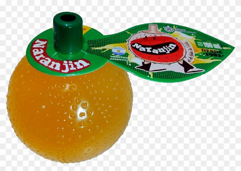 La - Jugo En Forma De Naranja Clipart #3300365