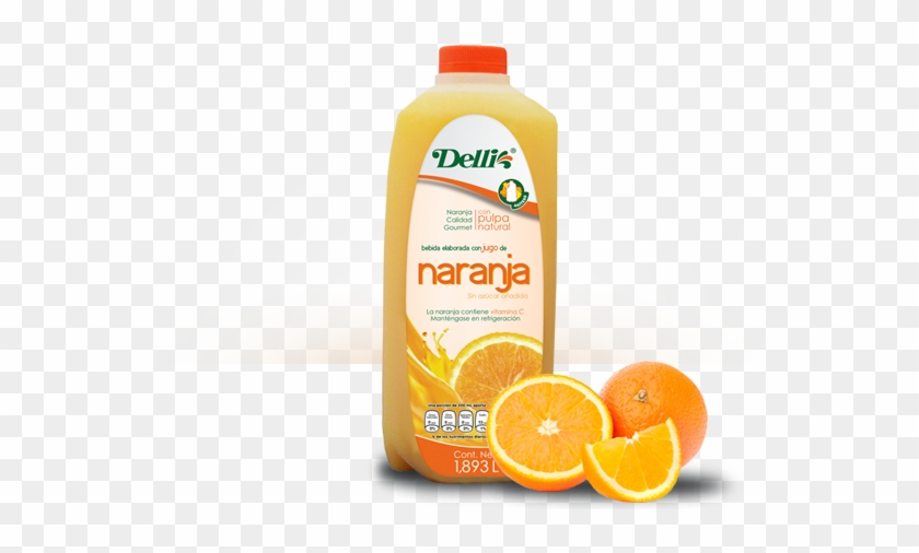 Bebida Con Jugo De Naranja - Orange Drink Clipart #3300418