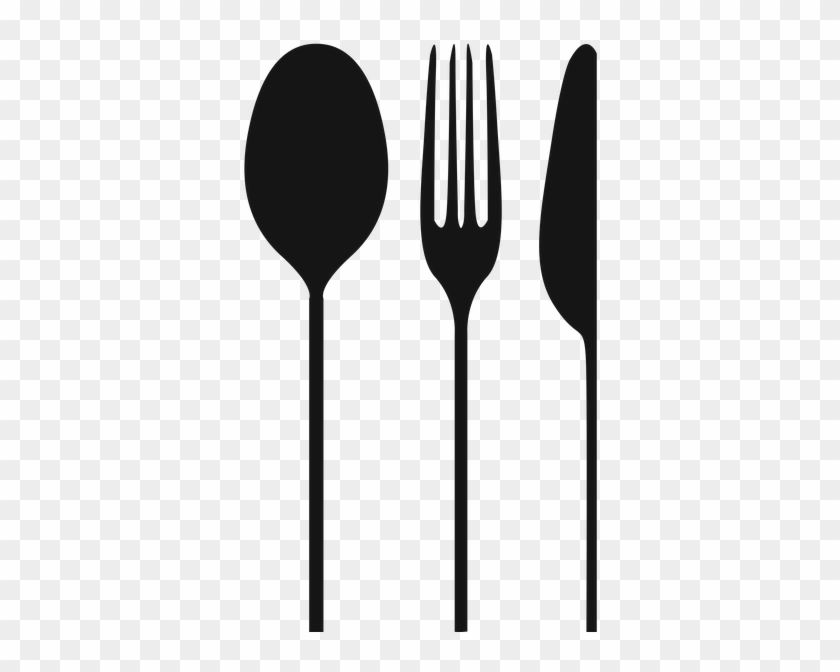 Tenedor Y Cuchara Png - Knife Spoon Fork Clipart Png Transparent Png #3305503