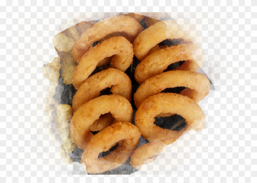 Onion Rings Royalty Free Vector Clip Art Illustration - Onion Rings Clip  Art - Free Transparent PNG Clipart Images Download