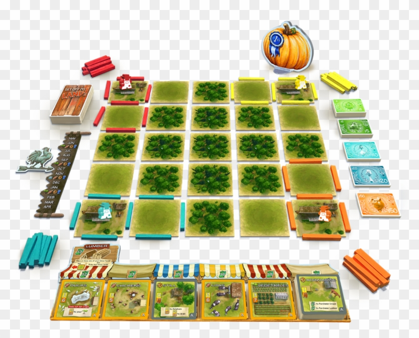 Ages - Board Game Space Resources Clipart #3309914