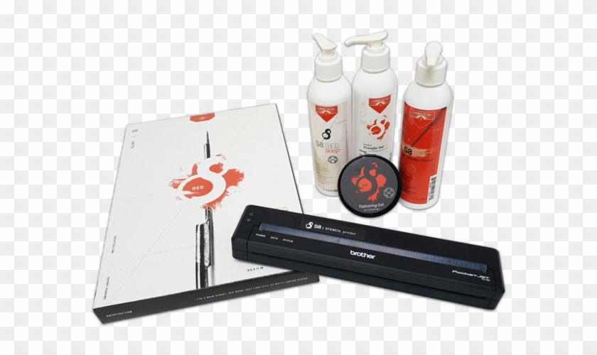 S8 Stencil Printer - Plastic Bottle Clipart #3312199