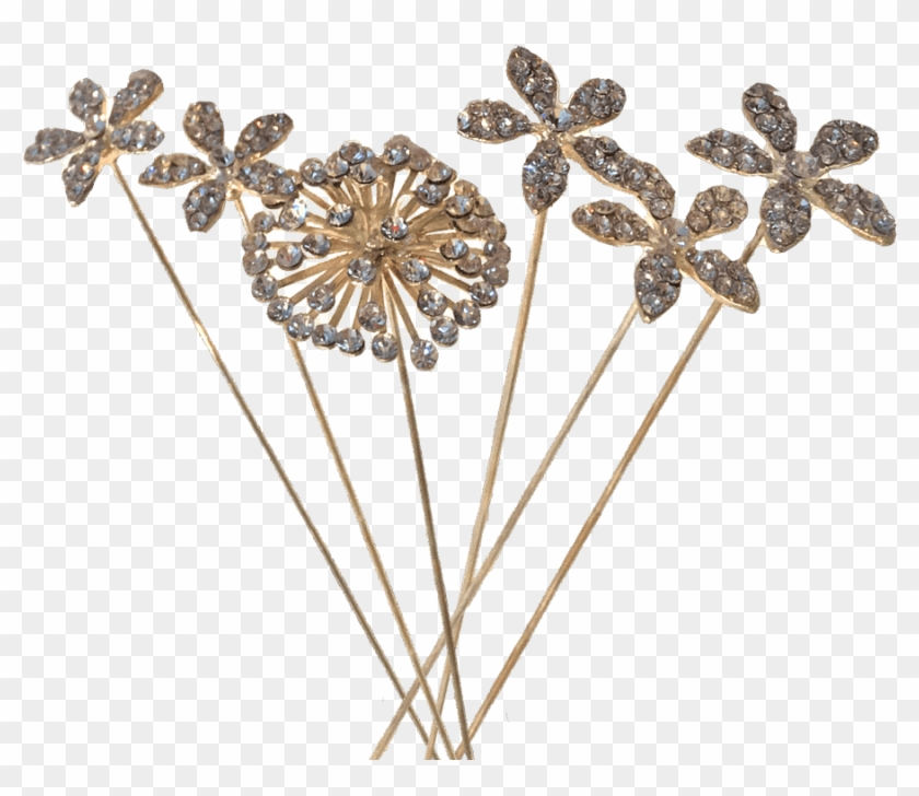 Ornaments - Flowers - Artificial Flower Clipart #3314635