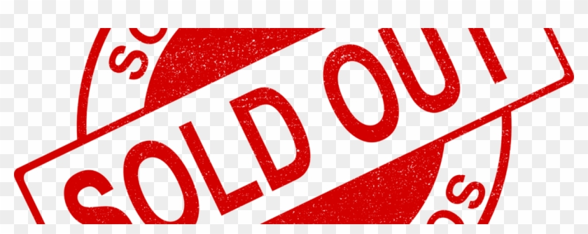 Sold Out 1 - Sold Out Stamp Clipart #3314926