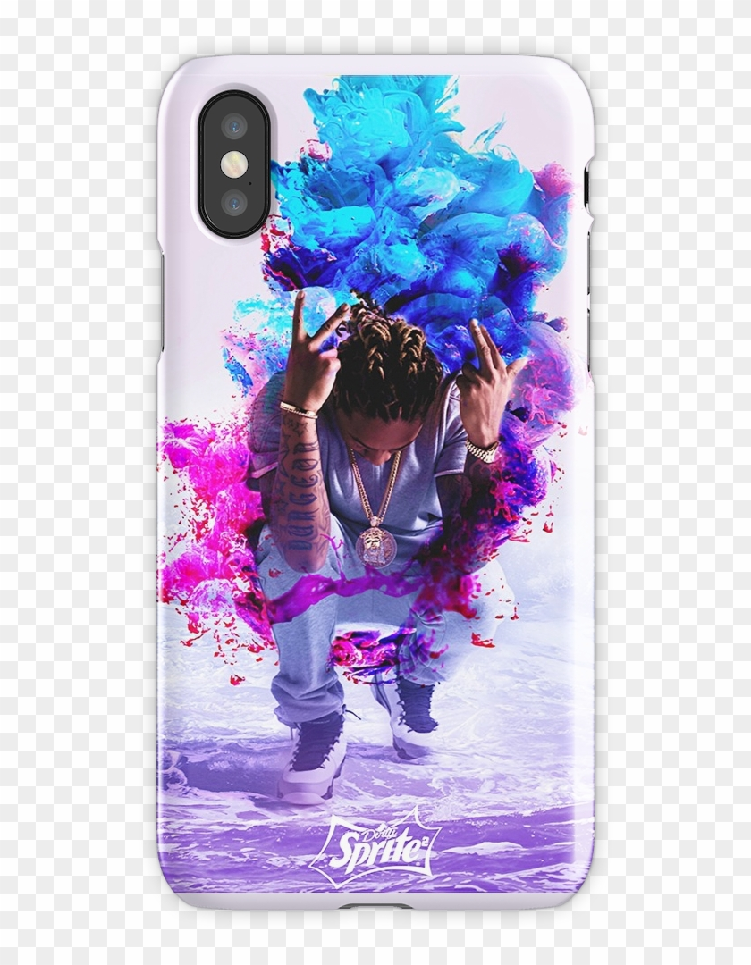 Future Dirty Sprite Iphone X Snap Case - Future Hate In Your Soul Clipart #3335260