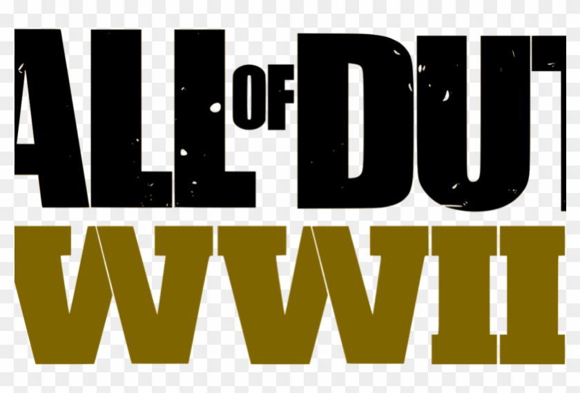 A Review Of Call Of Duty - Graphic Design Clipart #3336691