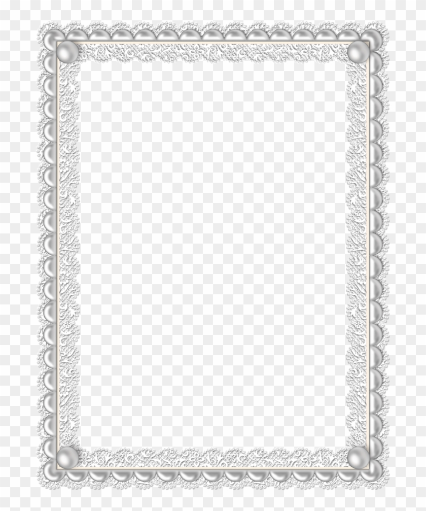 High Resolution Page Border Clipart #3337450
